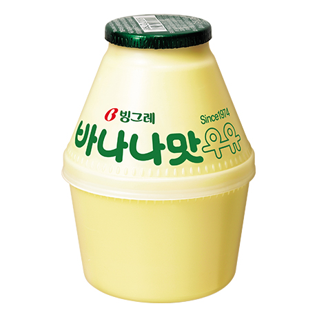 Binggrae Flavored Milk (Banana)