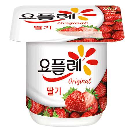 Yoplait Original - Strawberry